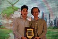 關楚耀被委任為「粵港綠色環保大使」。