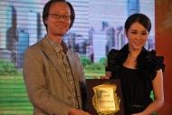 謝安琪被委任為「粵港綠色環保大使」。